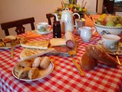 La nostra colazione tipica umbra!